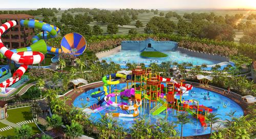 designer water park