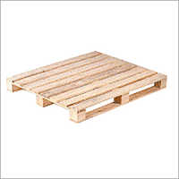 Four Way Entry Wooden Pallet