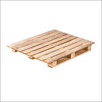 Four Way Entry Wing Type Pallet