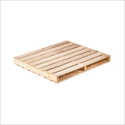 Two Way Entry Reversible Pallet