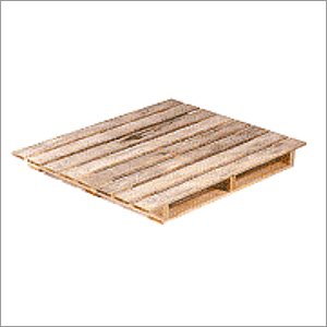 Two Way Entry Wing Type Pallet
