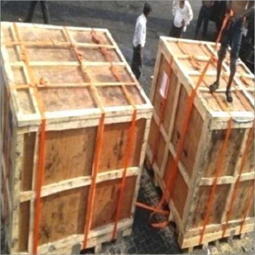 Flat Rack Container Lashing