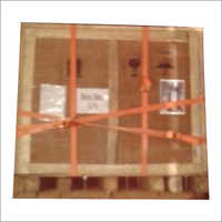 Wooden Container Lashing