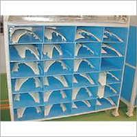Plastic Material Handling Bin