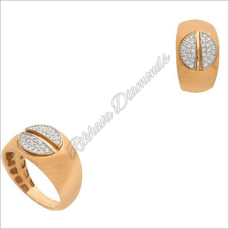 IGR-7 Mens Diamond Ring
