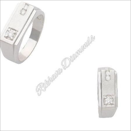 AJMJC-Mens Diamond Ring