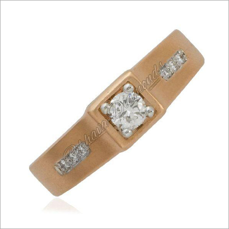 IGR-4 Mens Diamond Ring