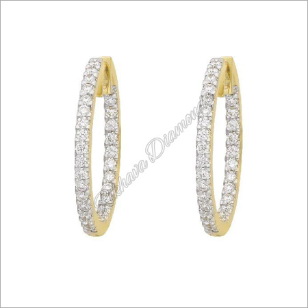 IER-8 Diamond Earrings