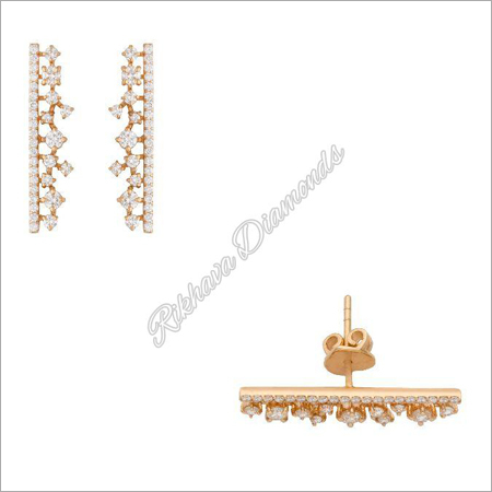 IER-7 Diamond Earrings