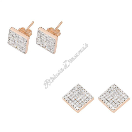 ER-71 Diamond Earrings