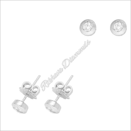 IER-12 Diamond Earrings