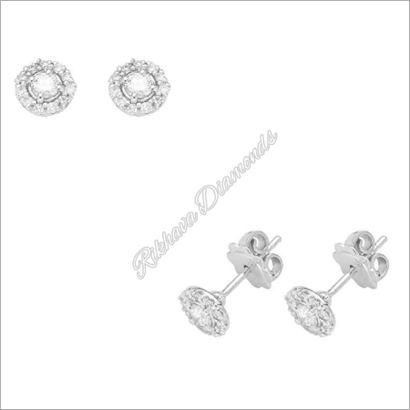 IER-9 Diamond Earrings