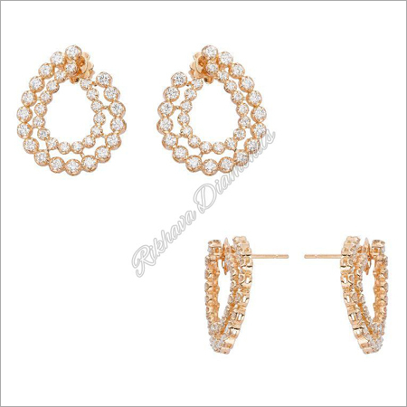 IER-15 Diamond Earrings