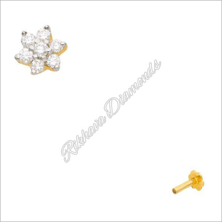 NPS Diamond Nose Pins