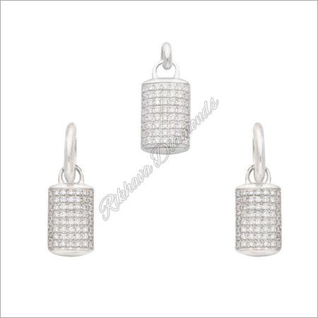 IPN-13, IPNER-13 Diamond Pendant