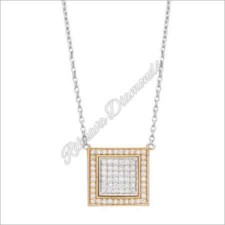 IPN-04 Diamond Pendant