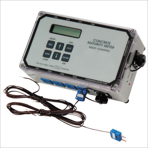 Digital Concrete Maturity Meter