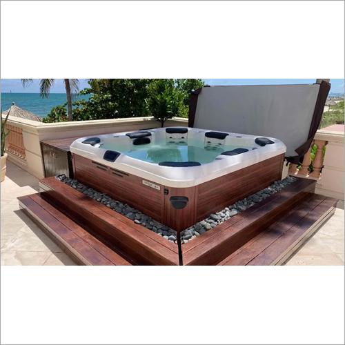 Ceramic Hot Bath Tub