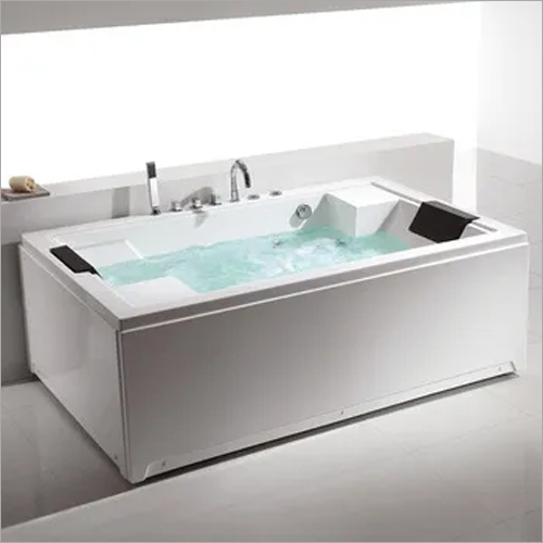 White Ceramic Bath Tub