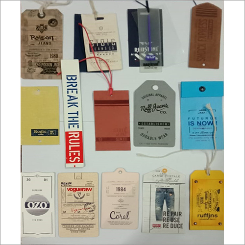 Customize Paper Hang Tags