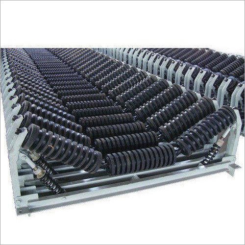 Impact Roller Idlers