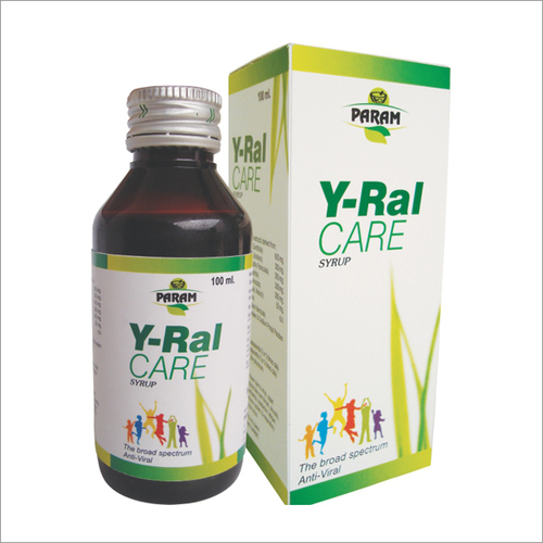 Y-Ral Care Syrup