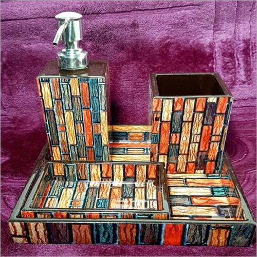 MDF Bathroom Set