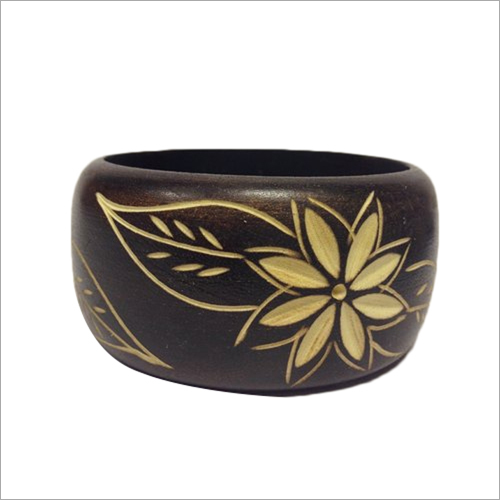 Ladies Wooden Bangles