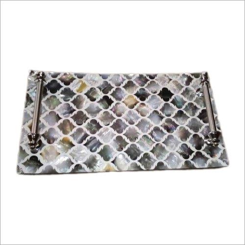 Sea Shell Handicraft Serving Tray