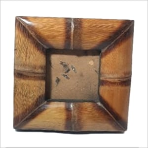 Square Wooden Photo Frame