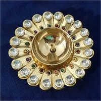 Brass Pooja Diya