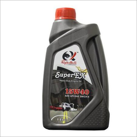 SuperEX 15w40 CH-4