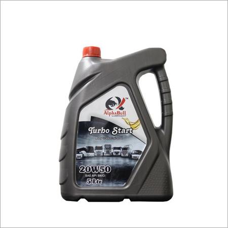 Turbo Start 20W50 Multi Grade Engine Oil