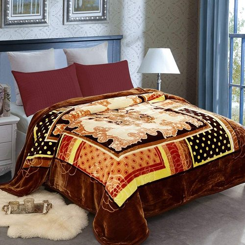 Luxury Korean Mink Blankets