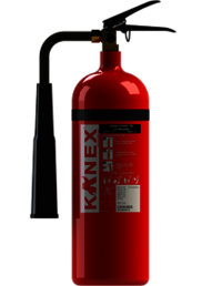 Kannex Co2 Type Fire Extingusher