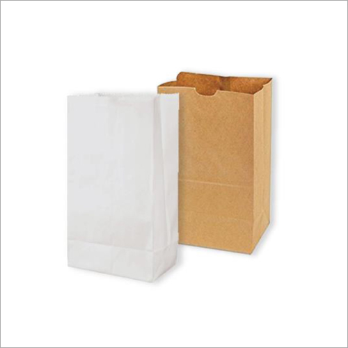 Self Open Style Paper Bag