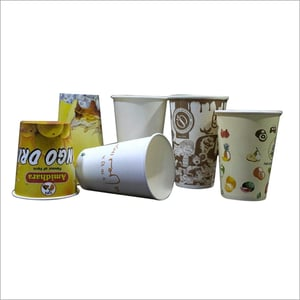 Hot Beverages Paper Cups