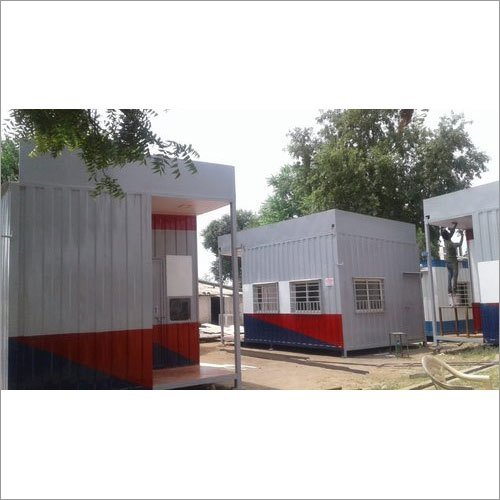 Portable Container Office