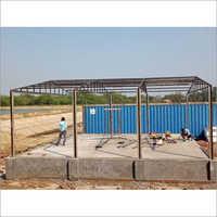 Mild Steel Roofing Structure