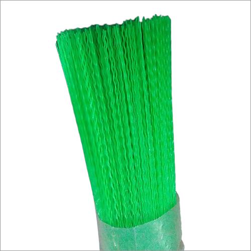 Green Nylon Bristles