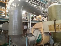 FRP  And PPFRP Ducts and Fittings
