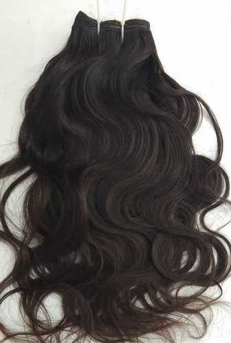Natural Wavy Indian Remy Premium Quality Human Hair