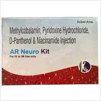 Methylcobalamin Pyridoxine Hydrochloride D-Panthenol and Niacinamide Injection