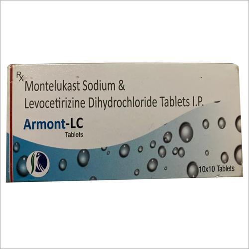 Montelukast Sodium and Levocetirizine Dihydrochloride Tablets IP