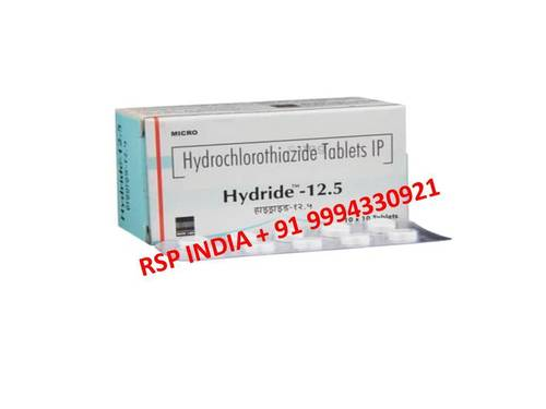 Hydride 12.5mg Tablets