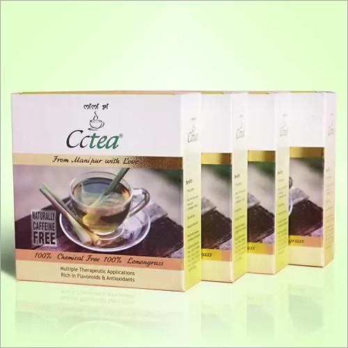 4 pcs of CC Tea 40 Tea Combo Pack