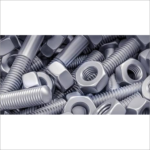 Industrial MS Nut And Bolt
