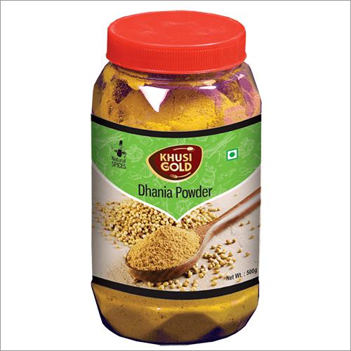 500 gm Bottle Packing Dhania Powder