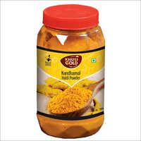 500 gm Bottle Packing Haldi Powder