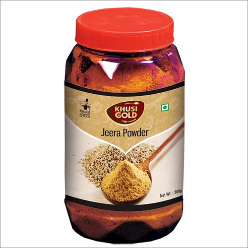 500 gm Bottle Packing Jeera Powder
